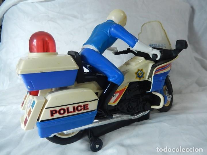 Motos a escala: Moto de Policía. Capital City Washington D.C. Sin más datos. - Foto 8 - 241302130