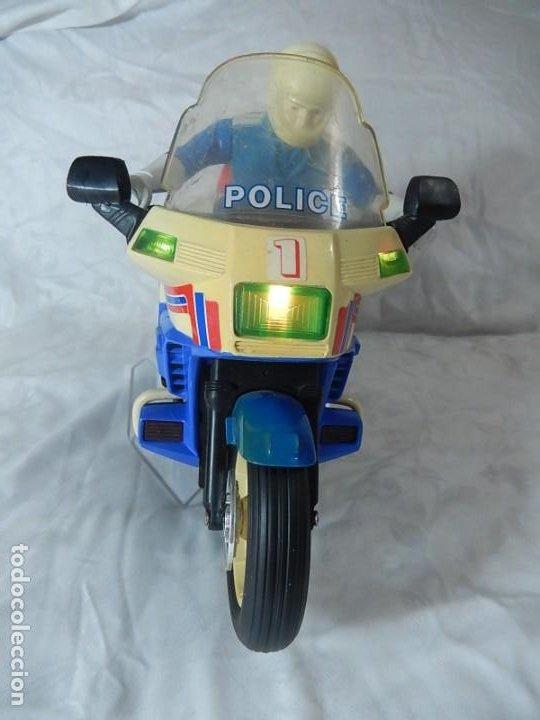 Motos a escala: Moto de Policía. Capital City Washington D.C. Sin más datos. - Foto 18 - 241302130