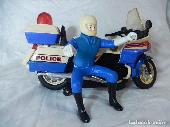 Motos a escala: Moto de Policía. Capital City Washington D.C. Sin más datos. - Foto 20 - 241302130