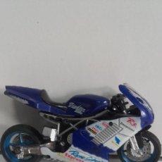 Motos a escala: MOTO METALICA / HONDA RR - 250 CC. Lote 241194295