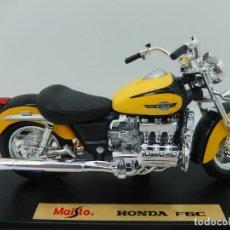 Motos a escala: MOTO / MOTOCICLETA. HONDA F6C. MAISTO. ESCALA 1:18.. Lote 241427840