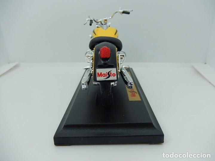 Motos a escala: Moto / Motocicleta. Honda F6C. Maisto. Escala 1:18. - Foto 4 - 241427840
