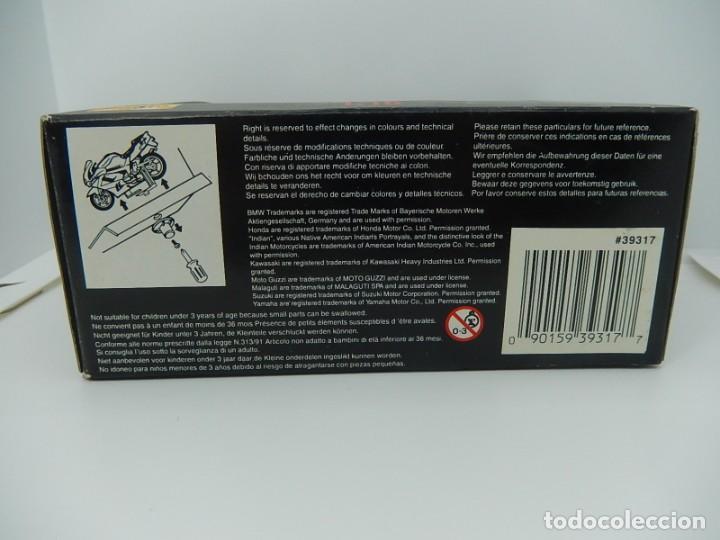 Motos a escala: Moto / Motocicleta. Honda F6C. Maisto. Escala 1:18. - Foto 9 - 241427840