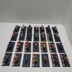 Motos in scale: COLECCION 28 MOTOS ESCALA 1/24. Lote 241438505