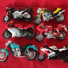 Motos em escala: ANTIGUAS MOTOS MAISTO. Lote 243191255