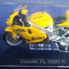 Motos a escala: SUZUKI TL 1000 R- ESC 1:24 *ALTAYA* EN CAJA COLECCION GRANDES MOTOS DE COMPETICION. Lote 243793675