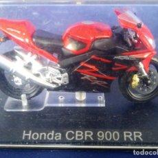 Motos a escala: HONDA 900 RR ESC 1:24 *ALTAYA* EN CAJA COLECCION GRANDES MOTOS DE COMPETICION. Lote 243841965