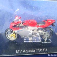 Motos a escala: MV ARISTA 750 F4 ESC 1:24 *ALTAYA* EN CAJA COLECCION GRANDES MOTOS DE COMPETICION. Lote 243842210