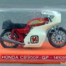 Motos in scale: MOTO HONDA CB900F GUILOY GP 141059 NUEVA EN CAJA. Lote 244548335