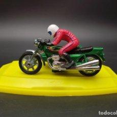Motos a escala: MOTO KAWASAKI Z 1000 ZIR CON SIDECAR REF. 2303, DE MIRA, EN CAJA.. Lote 244669565