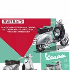 Motos a escala: VESPA 150 GS ESCALA 1:3 MODELISMO. Lote 244687155