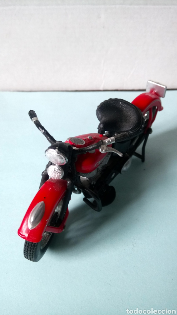 Motos a escala: MOTO HARLEY - DAVIDSON. COLECCIÓN MAISTO. ESCALA 1 :18. - Foto 2 - 246457810