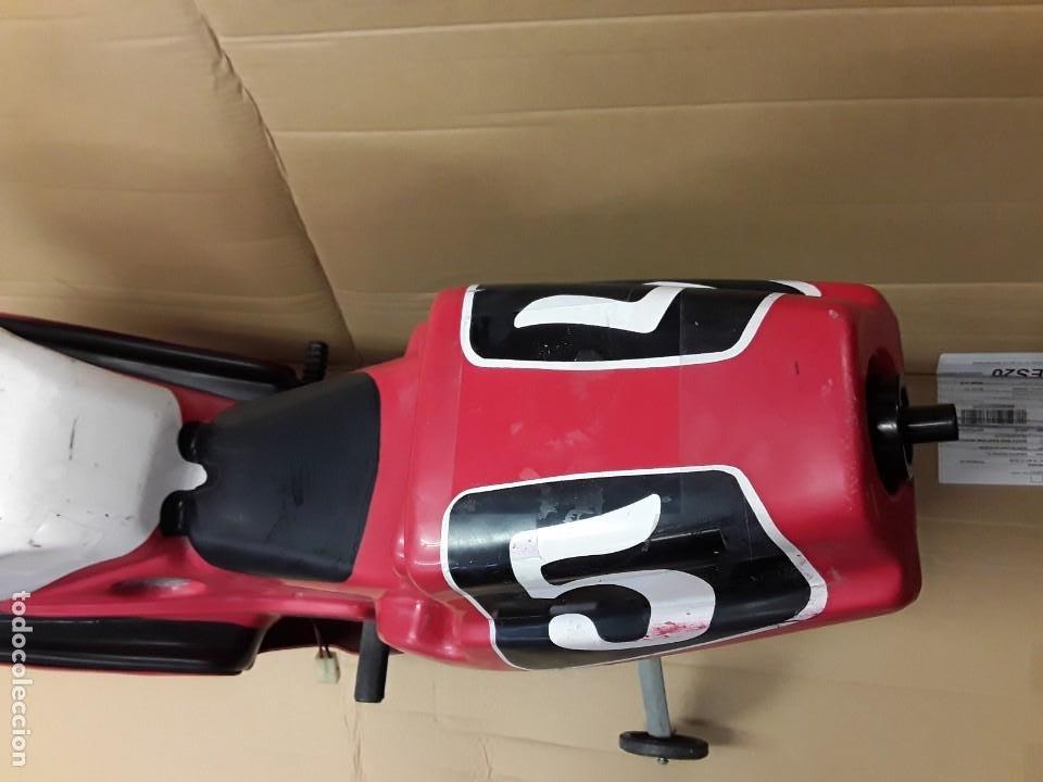 Motos a escala: Moto carreras Aspar honda 125 cobas, réplica eléctrica, antigua. - Foto 5 - 248812575