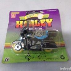 Motos a escala: MOTO HARLEY FRICTION KING. Lote 251008005