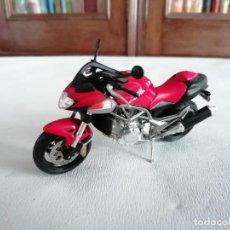 Motos a escala: ALTAYA 1/24 MOTO CAGIVA V RAPTOR 1000. Lote 252101430