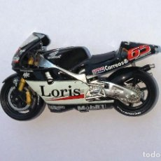 Motos a escala: MOTO ALTAYA E 1:24. Nº 65. HONDA NSR500 LORIS CAPIROSSI 2002. Lote 253613165