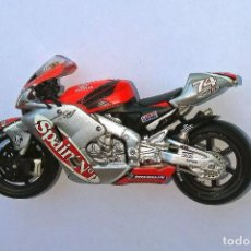 Motos a escala: MOTO ALTAYA E 1:24. Nº 74. HONDA RC211V DAIJIRO KATOH 2002. Lote 253613380