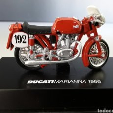Motos a escala: MOTO DUCATI MARIANNA 1956 ESCALA 1/32 NEW RAY. Lote 253887945