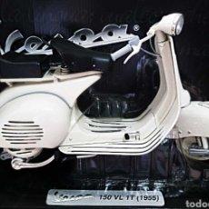 Motos a escala: VESPA VL 150 - AÑO 55 - ESCALA 1/6. Lote 254462985
