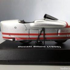 Motos a escala: MOTO DUCATI SILURO 1956. Lote 257314160