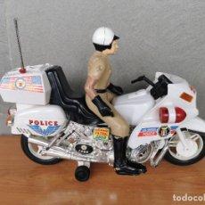 Motos a escala: MOTO DE POLICIA HIGWAY PATROL EA -230. Lote 257722015