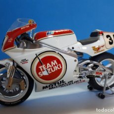 Motos in scale: SUZUKI GP. ESC.1/12. Lote 258129565