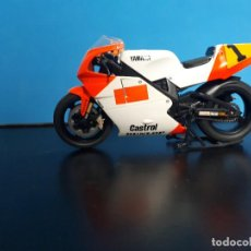 Motos in scale: YAMAHA YZR GP. 500 ESC.1/12. Lote 258138795