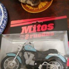 Motos à l'échelle: MOTO MITOS 2 RUEDAS HONDA SHADOW VT1100C. Lote 260322425