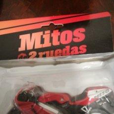 Motos in scale: MOTO MITOS 2 RUEDAS CAGIVA MITO 125. Lote 260323070