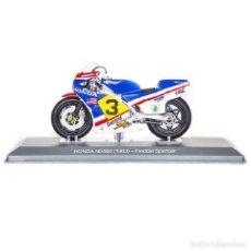 Motos a escala: HONDA NS500 FREDDIE SPENCER 1983 1:18 IXO SALVAT DIECAST MOTO GP. Lote 262741990
