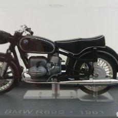 Motos a escala: MOTO BMW R69S DE 1961.. Lote 262893885