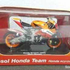 Motos a escala: REPSOL HONDA TEAM ( HONDA RC212V 2007 ) ESCALA 1:18. Lote 262946190