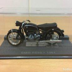 Motos in scale: MOTO Nº 3 GRANDES MOTOS CLÁSICAS DE COLECCIÓN, DE ALTAYA - BMW R69S (1961). Lote 264269064