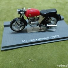 Motos a escala: MOTO MONTESA IMPALA 1962 COLECCION ALTAYA ESCALA 1:24 BIKE SPANISH MOTORBIKE MOTOR BIKE MOTORCICLE. Lote 265424039
