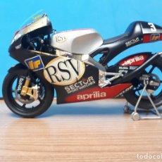 Motos a escala: MOTO APRILIA. Lote 266115593