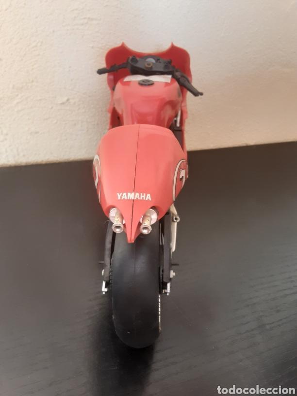 Motos a escala: Reproducciin moto YAMAHA YRT - Foto 2 - 268575469