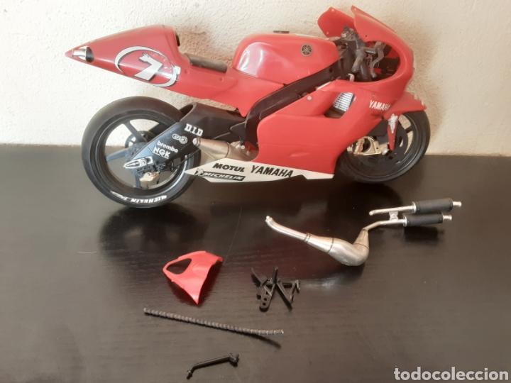 Motos a escala: Reproducciin moto YAMAHA YRT - Foto 3 - 268575469