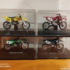 Motos a escala: LOTE MOTOS MOTOCROSS. Lote 269953988