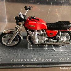 Motos a escala: VENDO YAMAHA XS ELEVEN - 1978. Lote 274337128