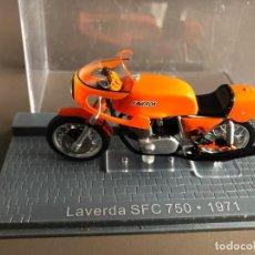 Motos a escala: VENDO LAVERDA SFC 750 - 1971. Lote 274337293