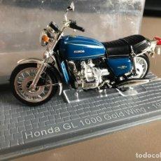 Motos a escala: VENDO HONDA GL 1000 GOLD WING - 1975. Lote 274337798