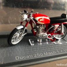 Motos a escala: VENDO DUCATI 250 MACH 1 - 1964. Lote 274338518