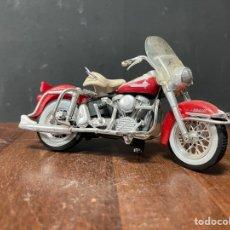 Motos a escala: MOTO A ESCALA MAISTO HARLEY DAVIDSON. Lote 275194448