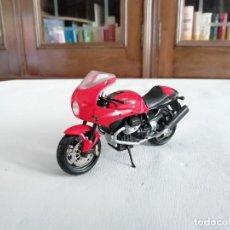 Motos a escala: ALTAYA 1/24 MOTO GUZZI V11 LE MANS. Lote 276525203