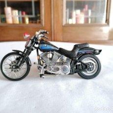Motos a escala: MAISTO 1/18 HARLEY DAVIDSON METAL. Lote 276582993