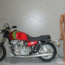 Motos a escala: GUILOY YAMAHA TR1. MOTO MOTOCICLETA, ESCALA GEYPERMAN. Lote 276752863