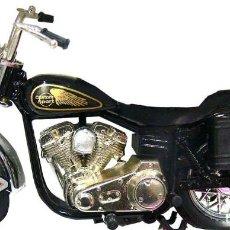 Motos a escala: MOTO GUILOY CUSTOM SPORT 15517 (DESCATALOGADA. ESCALA 1:18). NUEVO EN CAJA!!.. Lote 278677838