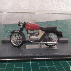 Motos in scale: MOTO MONTESA IMPALA 1962 COLECCION ALTAYA ESCALA 1:24 BIKE SPANISH MOTORBIKE MOTOR BIKE MOTORCICLE. Lote 284499113