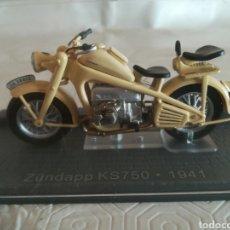 Motos à l'échelle: MOTOS ZUNDAPP 1941. Lote 286497213