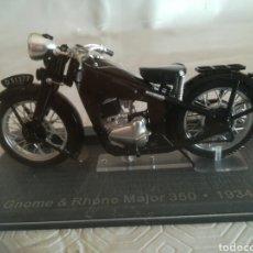 Motos à l'échelle: MOTOS GNOME Y RHONE 1934. Lote 286497573